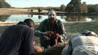 The Walking Dead - Office Space Special