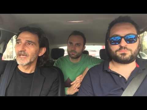 Carpool con Totò Nobile
