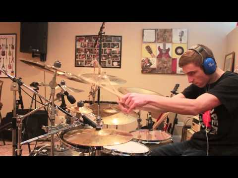 Harvey Danger - Flagpole Sitta drum cover