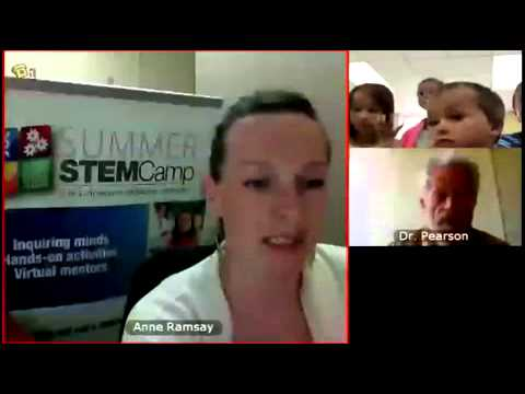 Summer STEM Camp: Dr. David Pearson