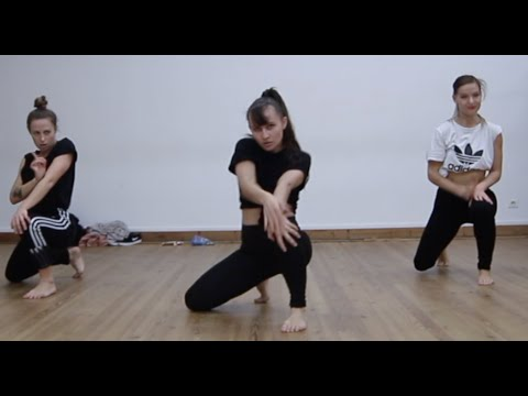 BON APPETIT - Katy PERRY - Choreography By Delphine Lemaitre