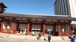 世界遺産奈良の旅Part16・法相宗総本山薬師寺(Yakushi-ji) thumbnail