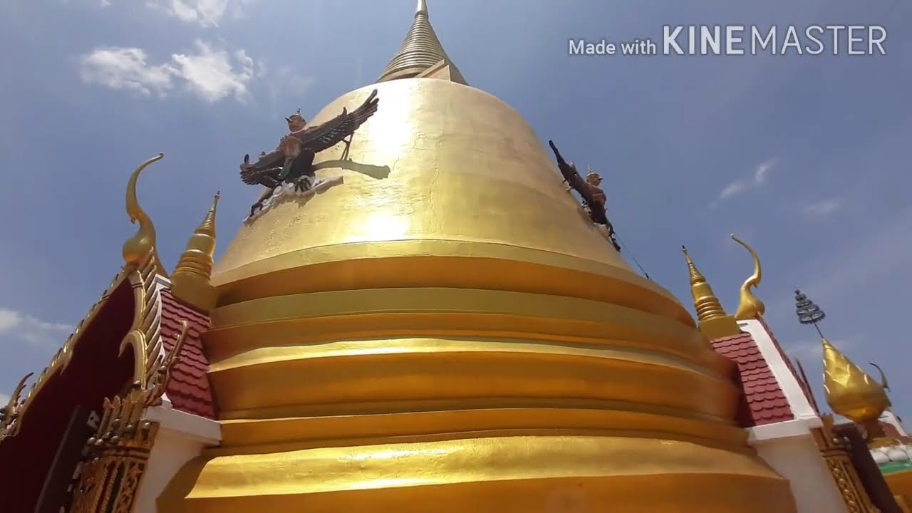 วัดหงษ์ทอง, Hongthong temple
