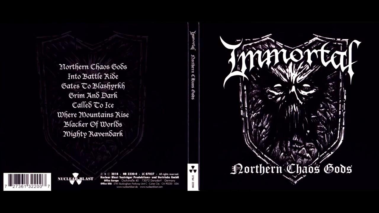Download Immortal - Northern Chaos Gods (Full Album 2018)
