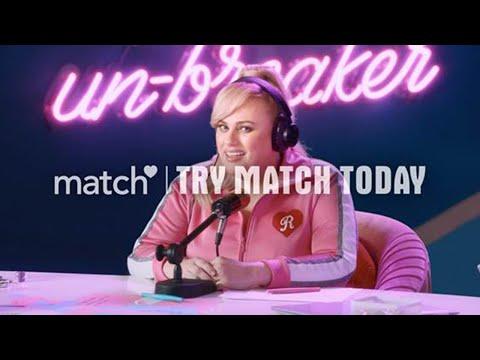 Match & Rebel Wilson: Try Match Today