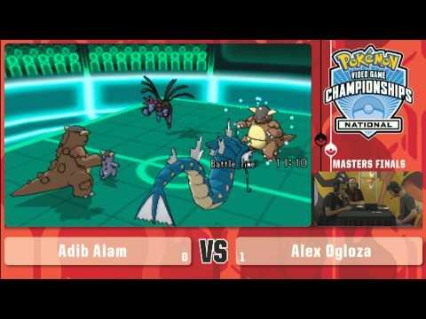 Pokemon 2014 Championship US National Qualifier VG Master Final - Adib Alam vs Alex Ogloza