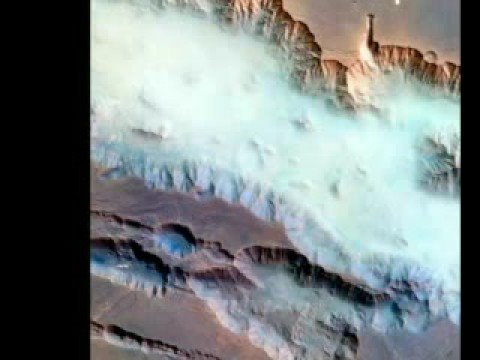 New Mars Evidence found