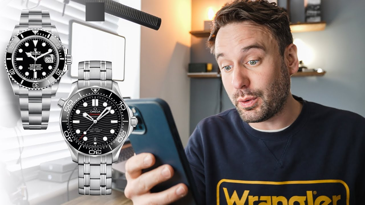 Q&A: Is Omega better than Rolex? And where brands are failing