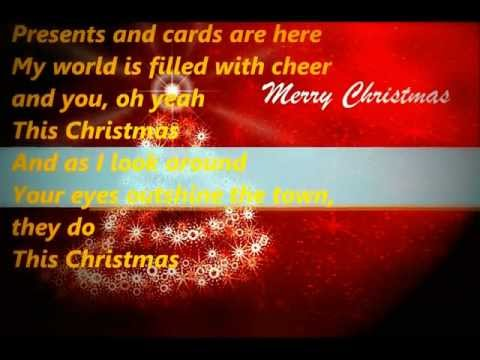 Cee Lo Green - this Christmas - lyrics