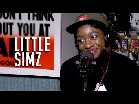 Little Simz Drops Bars on Real Late w/ Peter Rosenberg!