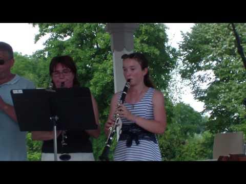 Deux chansons de Vincent Scotto Classe de clarinette de l