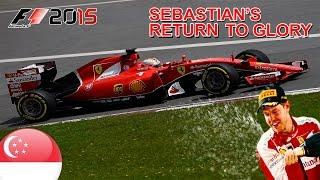 F1 2015 Career Mode | Sebastian
