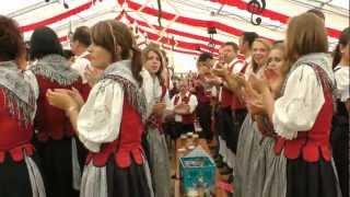 Slavonicka-Polka / Musikfest Hofs