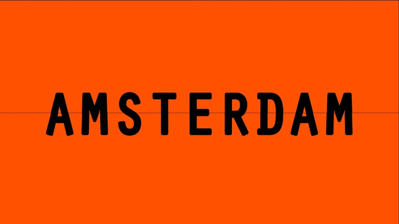 Amsterdam Quotes January In Amsterdam  Youtube