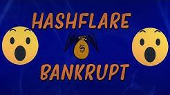 Hashflare Going BANKRUPT?!