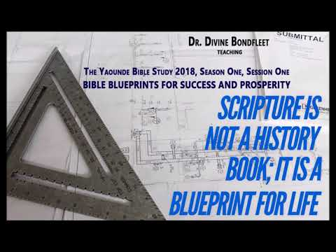 Bible blueprints for abundant life part 17 youtube bible blueprints for abundant life part 17 malvernweather Choice Image