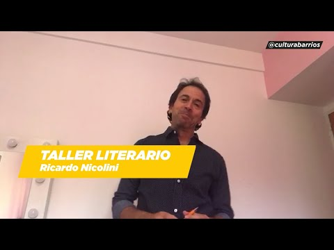Talleres En Red - Taller Literario Clase #1 (Personas Mayores)