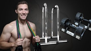 Best Home Fitness Equipment for Full Body Workouts