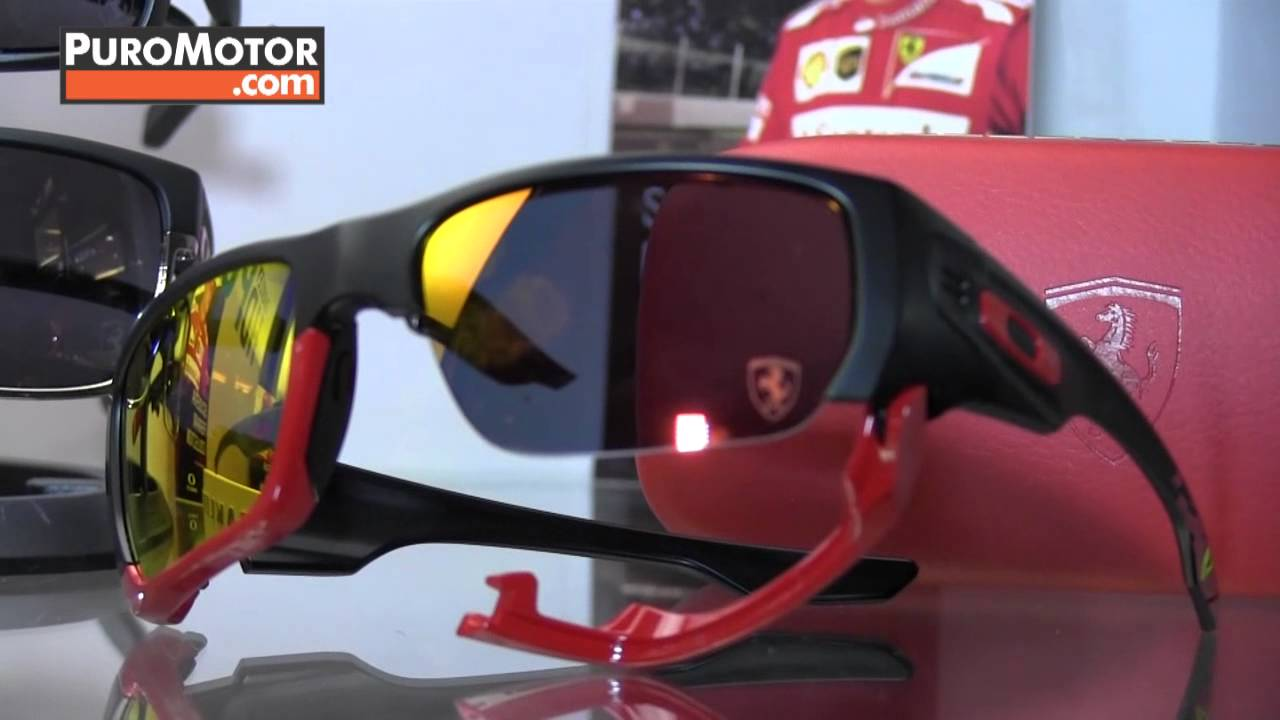 cdbf5a0db8 Presentacion Oakley Ferrari en Costa Rica - YouTube