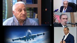Bac tv. Ով քանդեց ՀՀ քաղավիացիան․ Գարիկ Մկրտչյան