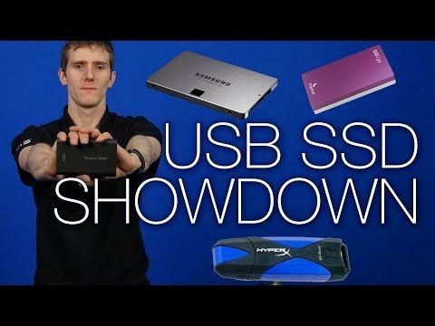 USB 3.0 SSD Comparison Showdown