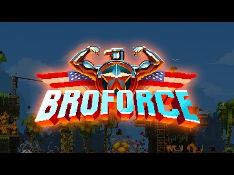 Broforce - GAME OF MANY DEATHS ! |