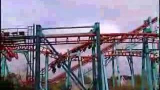 Vampire (Walibi Belgium) Inverted RollerCoaster