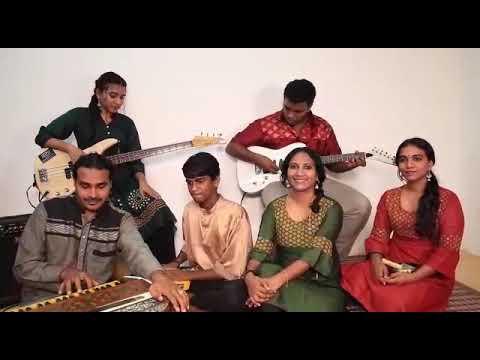 SELAMAT HARI RAYA versi Tamil Culture Musician
