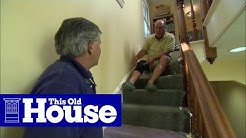 How to Repair Loose Carpet - This Old House