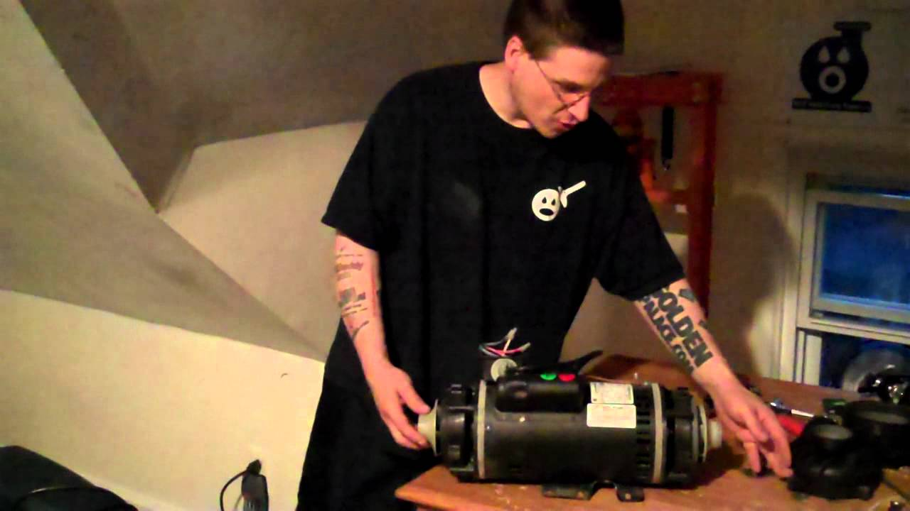 Spa pump tutorial cal spa prc9093x dually motor for Cal spa dually pump motor