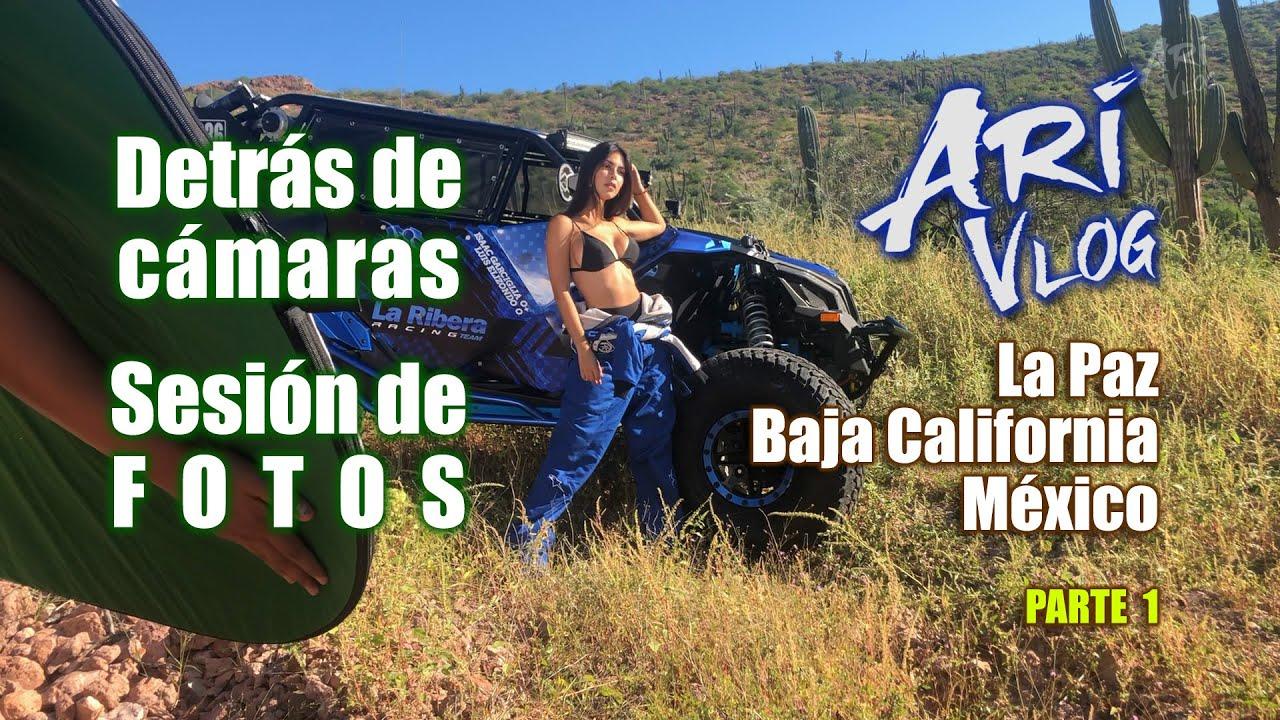 ARI VLOG - Sesión de Fotos - La Paz (Parte 1/2)