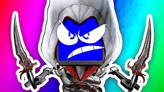 IM AN ASSASSIN Epic Roblox Knife Fight (Facecam)