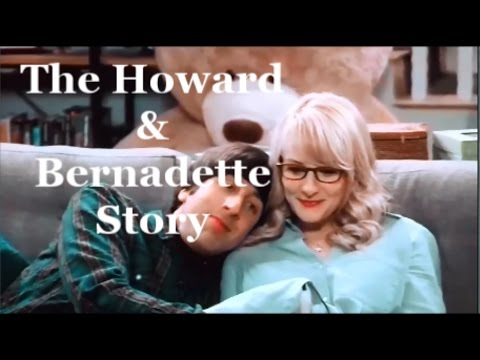 The Howard And Bernadette Story From The Big Bang Theory