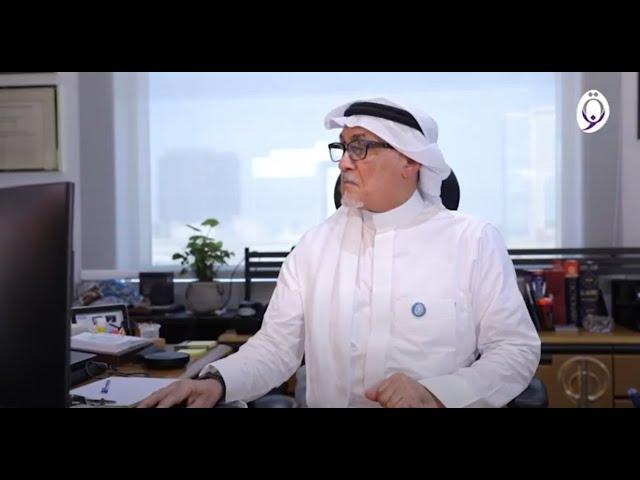 Purple Space 2020 الكلمة التشويقية لرئيس مجلس المديرين السيد عمرو خاشقجي حول تعاون قادرون مع