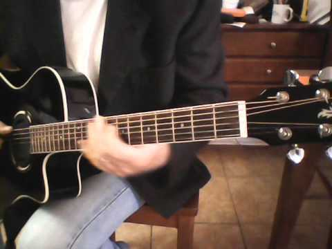 All My Exes Live In Texas George Strait Guitar Lesson