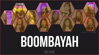 Mix Nine Benefit BOOMBAYAH.mp3