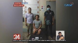 24 Oras: Barangay Project coordinator, arestado matapos umanong mangikil sa mga residente kapalit...