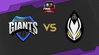 Ozone Giants vs Celerius- Semifinal Final Cup 7