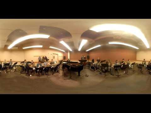 Big Band Jamming with Alon Yavnai: 360° Video