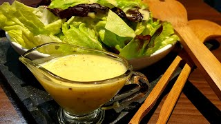 Unser absolutes lieblings Salat Dressing  Thermomix® TM5/TM6