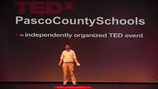 The Gaming Addiction | Tyler Durden | TEDxPascoCountySchools