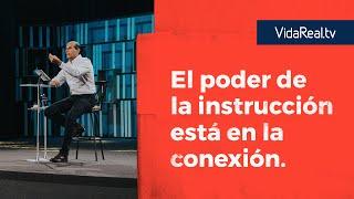 El poder de la instrucción está en la conexión. | Rompecabezas | Pastor Ricky Marroquín