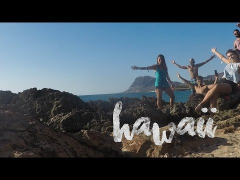 Exploying/Traveling Oahu Hawaii! Hostel Experience, Meeting People