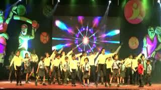 Dance-1-Annual Day - 2017-2018-Prudence International School,Panvel