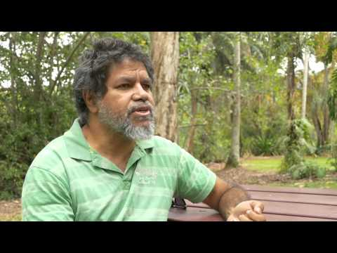 Interview with Gudju Gudju about the Great Barrier Reef – short version for the International Rights