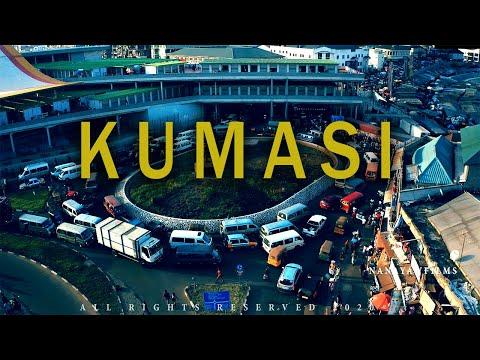 KUMASI | The Garden City of Ghana | Secrets of Asanteman