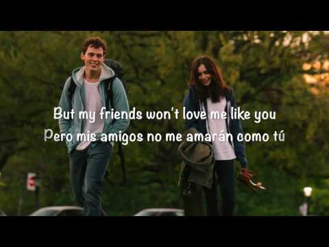 Ed Sheeran- Friends (Subtitulado al español- Lyrics) [Love, Rosie]