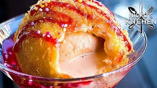 How to make Deep Fried Ice Cream