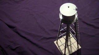 Modern War Gaming/Game Table - Water Tower (Team Yankee)