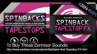 Spinback And Tapestop FX - Zenhiser Sounds.m4v